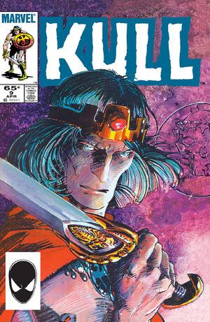 Kull the Conqueror Vol 3 9