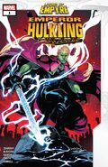 Lords of Empyre Emperor Hulkling Vol 1 1