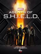 Marvel's Agents of S.H.I.E.L.D. poster 001