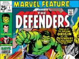 Marvel Feature Vol 1