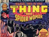 Marvel Two-In-One Vol 1 85