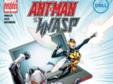Marvel and Dell Present: Ant-Man & Wasp Vol 1 1