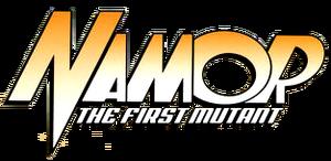 Namor The First Mutant (2010) Logo