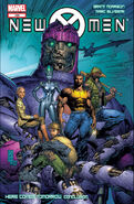 New X-Men Vol 1 154