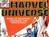 Official Handbook of the Marvel Universe Vol 1 15