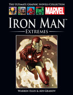 Official Marvel Graphic Novel Collection Vol 1 43