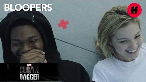 Official Season 1 Blooper Reel Marvel's Cloak & Dagger