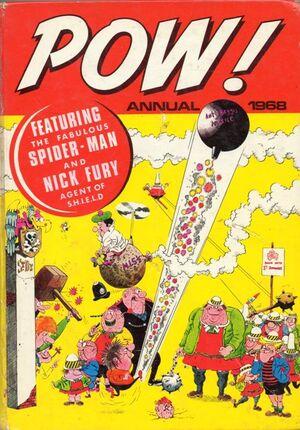 Pow! Annual Vol 1 1