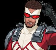 Samuel Wilson (Earth-TRN562) from Marvel Avengers Academy 003