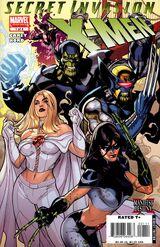 Secret Invasion: X-Men Vol 1 1