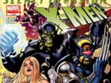 Secret Invasion: X-Men Vol 1 1