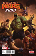Secret Wars 2099 Vol 1 2