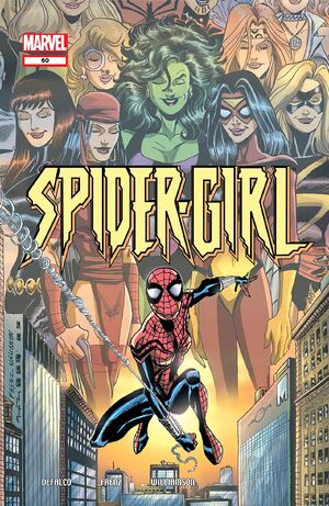 Spider-Girl Vol 1 60