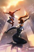Spider-Girl Vol 2 8 Textless