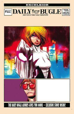 Spider-Gwen Vol 2 32 Textless