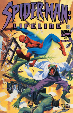 Spider-Man Lifeline Vol 1 3