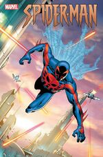 Spider-Man Vol 3 3 2099 Variant