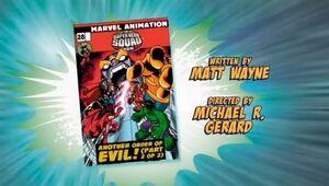 Super Hero Squad Show Season 2 2 Title Card