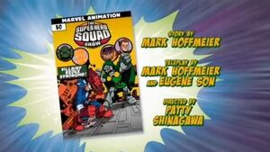 Super Hero Squad Show Season 2 4 Screenshot
