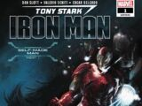 Tony Stark: Iron Man Vol 1 1