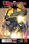 Ultimate Comics Ultimates Vol 1 25 Land Variant
