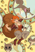 Unbeatable Squirrel Girl Vol 2 7 Classic Variant Textless