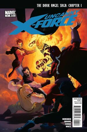 Uncanny X-Force Vol 1 11