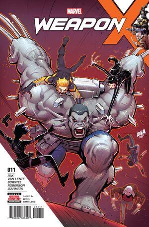 Weapon X Vol 3 11