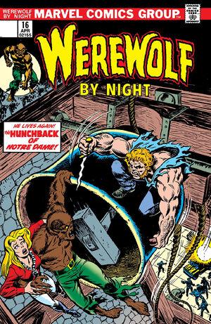 Werewolf by Night Vol 1 16