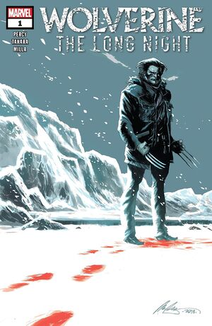 Wolverine The Long Night Adaptation Vol 1 1