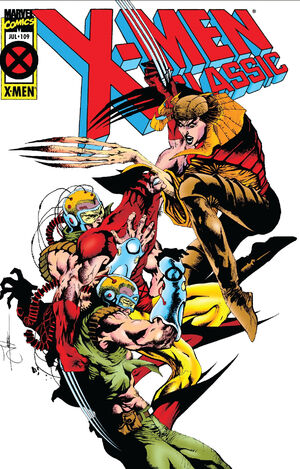 X-Men Classic Vol 1 109