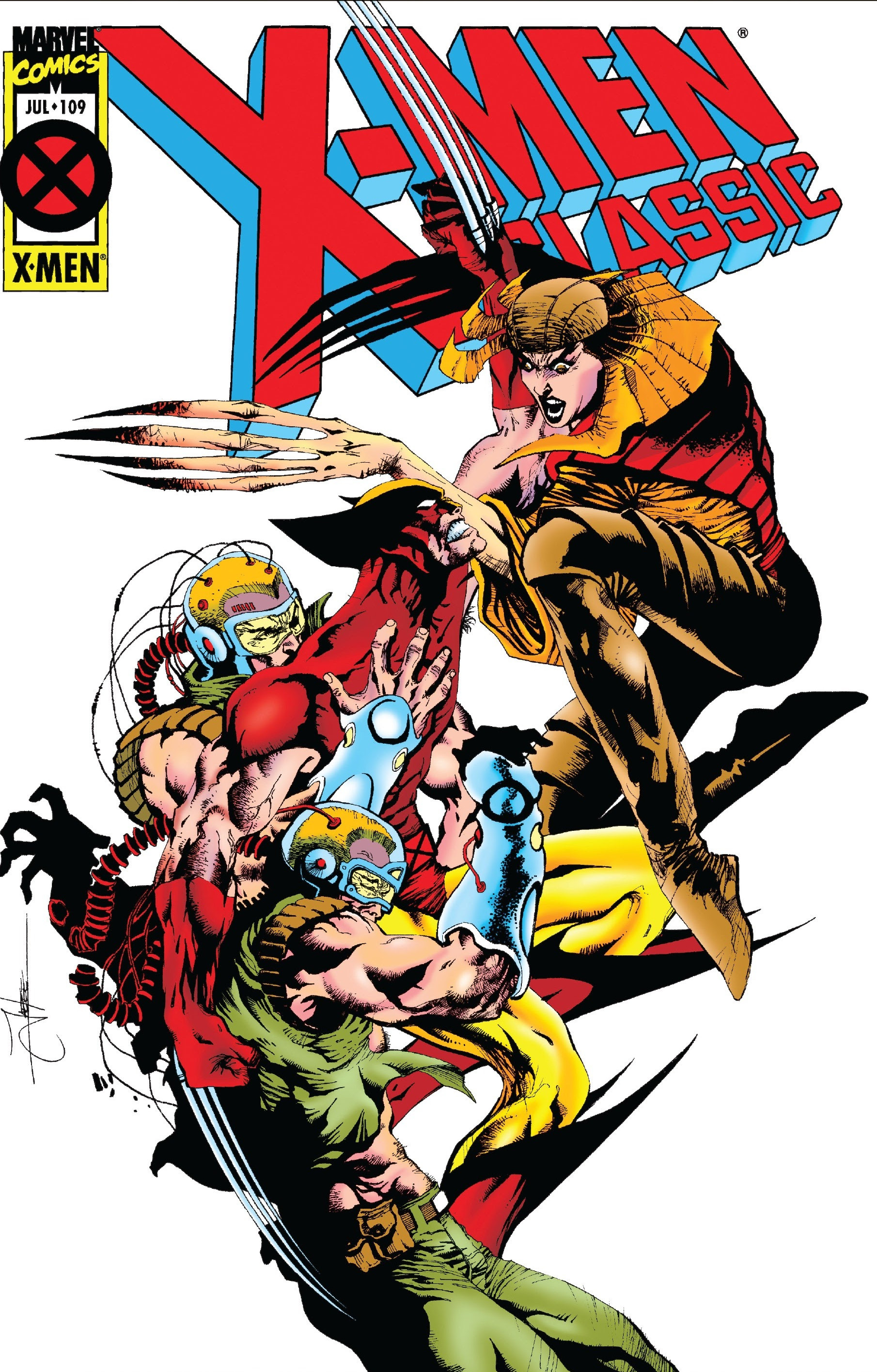 X-Men Classic Vol 1 109