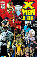 X-Men Unlimited Vol 1 5