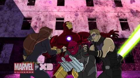 """Marvel's Avengers Assemble"" Season 2, Ep. 1 - Clip 3"