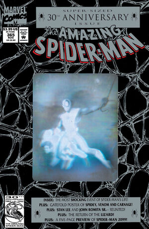 Amazing Spider-Man Vol 1 365