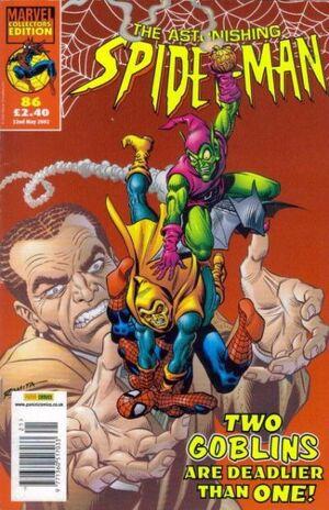 Astonishing Spider-Man Vol 1 86