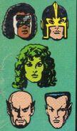 Avengers (Earth-616) from Avengers Vol 1 289 Cover