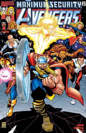 Avengers Vol 3 35