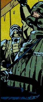 Bennet (Earth-928) Ravage 2099 Vol 1 23