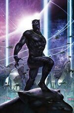 Black Panther Vol 7 3 Textless