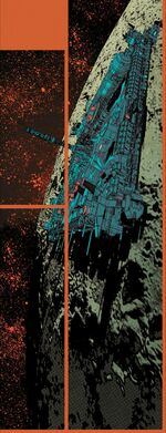 Black Quadrant from Thanos Vol 2 1 001