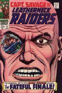 Capt. Savage and his Leatherneck Raiders Vol 1 4