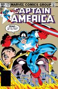 Captain America Vol 1 278