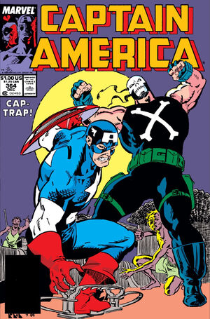 Captain America Vol 1 364