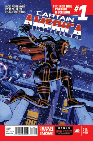 Captain America Vol 7 16.NOW