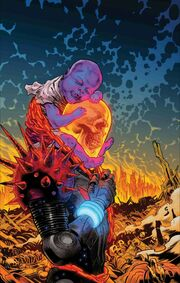 Cosmic Ghost Rider Vol 1 4 Textless