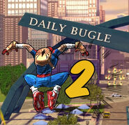 Daily Bugle (Earth-TRN461) from Spider-Man Unlimited (video game) 001
