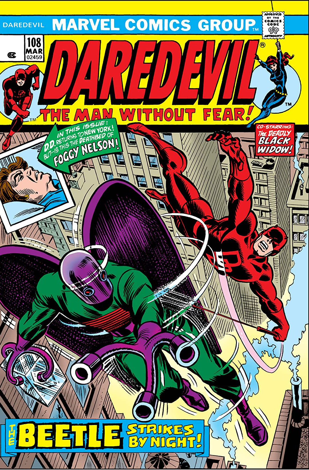 Daredevil Vol 1 108
