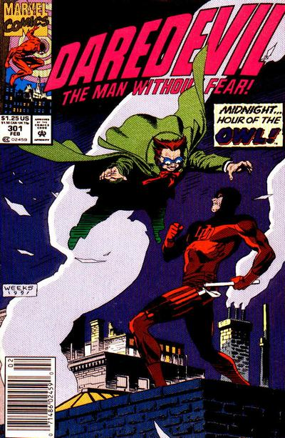 Daredevil Vol 1 301
