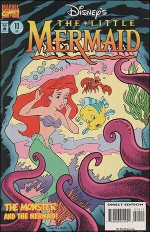 Disney's The Little Mermaid Vol 1 10